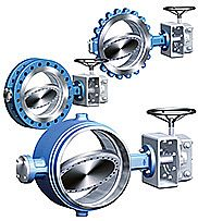 ZETRIX – the triple offset high performance process valve