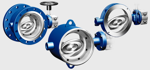 ZEDOX<sup>®</sup> The double offset high performance butterfly valve with metallic sealing
