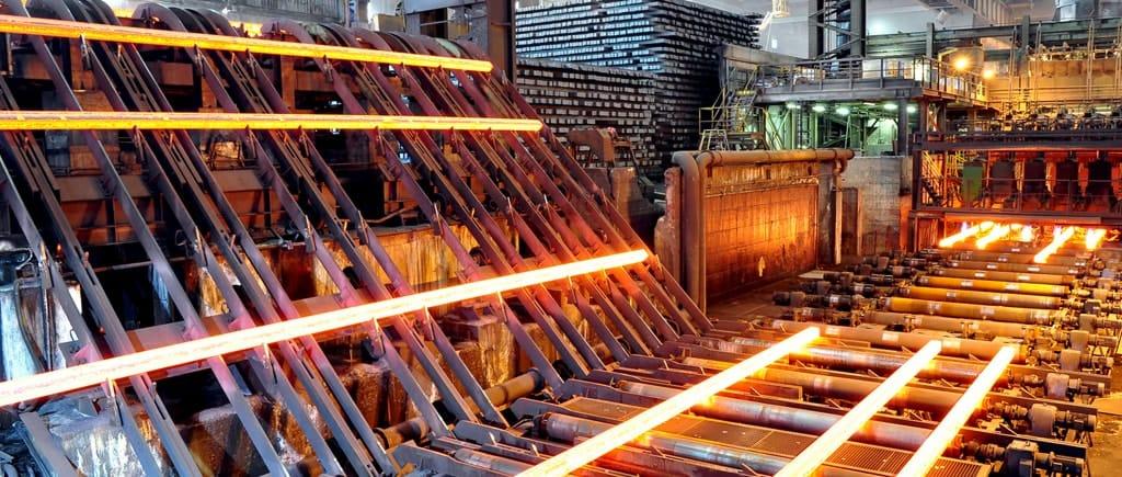 Construction d'installations métallurgiques