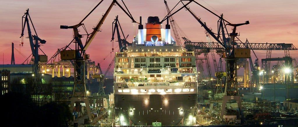 Stavba lodí